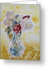 Scents Of Summer Greeting Card