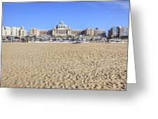 Scheveningen Greeting Card