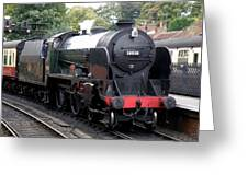 Schools Class 30926 'repton' Greeting Card