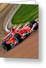 Schumacher Bend Greeting Card