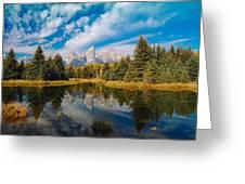 Schwabacher Autumn Greeting Card