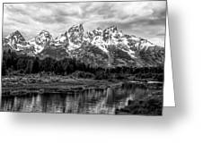 Schwabacher Landing Greeting Card