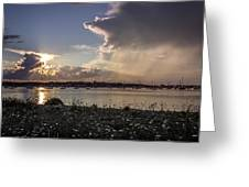 Scituate Harbor Ma Greeting Card