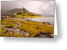 Scotland The Brave Greeting Card