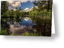Scottish Refections Greeting Card