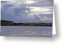 Scottish Storm Greeting Card