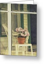 Screened Porch Greeting Card