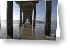 Scripps Pierla Jolla California Greeting Card