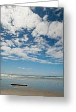 Sea And Sky 2 Greeting Card