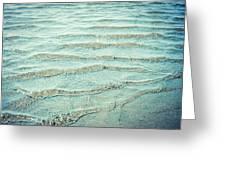 Sea Impression Greeting Card