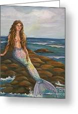 Sea Maiden Greeting Card