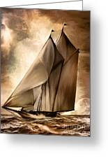 Sea Stories. Greeting Card
