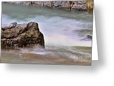 Sea Wave 3 Greeting Card