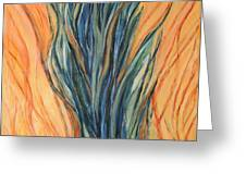 Seagrass Sold Greeting Card