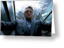 Sean Penn @ The Tree Of Life Greeting Card