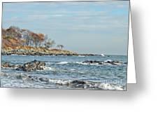 Seapoint Beach  Greeting Card