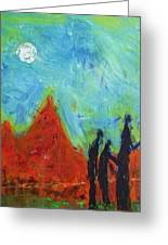 Searchers Greeting Card