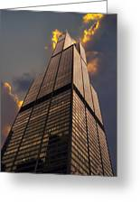 Sears Willis Tower Greeting Card