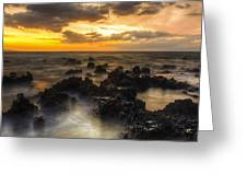 Seascape 13 Greeting Card