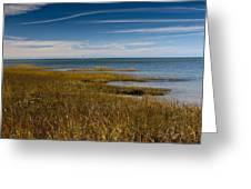 Seascape 2 Greeting Card