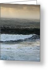 Seascape 2a The Sound Greeting Card