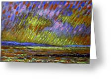 Seascape  I Greeting Card