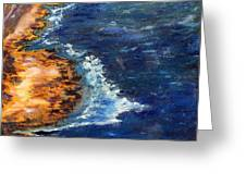 Seascape Series 5 Greeting Card