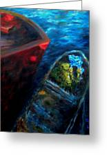 Seascape Series 7 Greeting Card