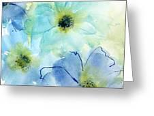 Seashell Cosmos 2 Greeting Card