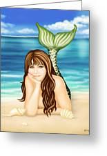 Seaside Daydreams Greeting Card
