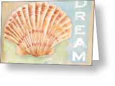 Seaside Retreat-d Greeting Card