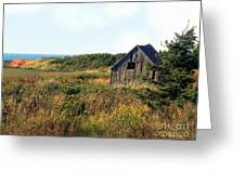 Seaside Shed - September Greeting Card
