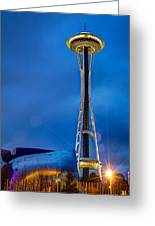 Seattle Impressions Greeting Card