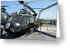 Seawolves Uh-1 Greeting Card