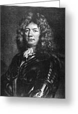 Sebastien De Vauban (1633-1707) Greeting Card