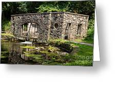 Secluded Domicile Greeting Card