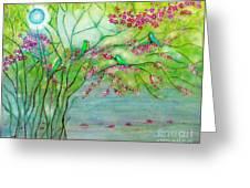 Secret Paradise Inner Bliss Greeting Card
