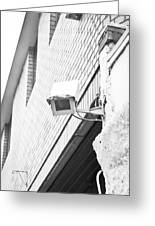 Security Camera Greeting Card