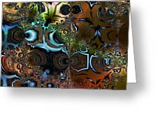 Sedimentary Greeting Card