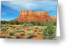 Sedona Arizona Greeting Card