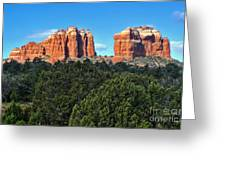 Sedona Arizona Mountains - 04 Greeting Card