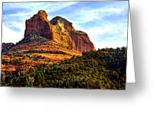 Sedona Arizona V Greeting Card