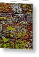 Sedona Carpet Greeting Card