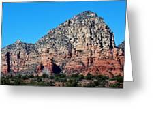 Sedona Landscape 031015aba Greeting Card