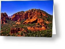 Sedona Rock Formations IIi Greeting Card