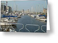 See Port Greeting Card