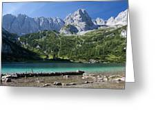 Seebensee Greeting Card