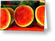 Seedless In Seattle Greeting Card