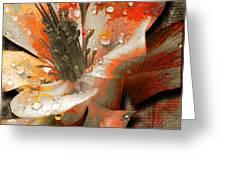 Seeds Greeting Card by Yanni Theodorou
