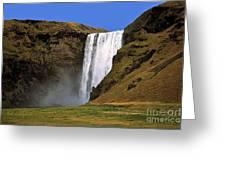 Seljalandsfoss - Iceland Greeting Card
